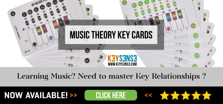 KeySense Key Cards
